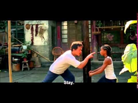 The Karate Kid (Epic Scene)