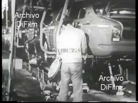 DiFilm - Automobile industry in Japan 1967