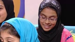 Kids Time: Programme no. 40 (English & Urdu)