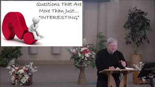 Questions that are more than just IINTERESTING!