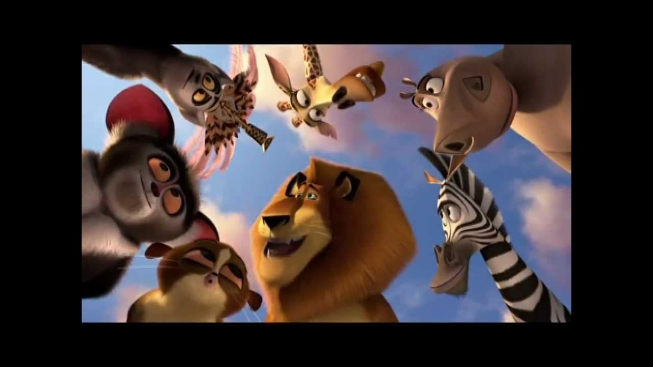 Мадагаскар песня