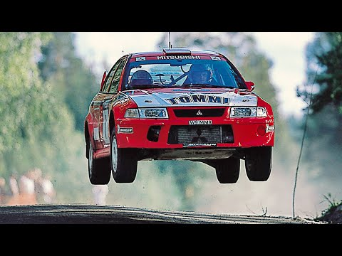 WRC Rally Finland 2000 With Pure Engine Sounds