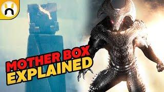DCEU Mother Box Explained   Justice League (2017)