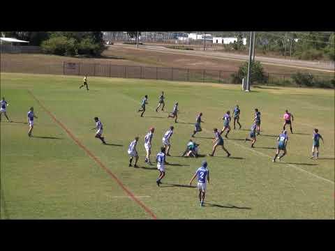 Ignatius Park College vs The Cathedral School Rockhampton 2019 Cowboys Challenge