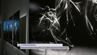 Yvelines | La Commanderie : Dan Ramaën explore le corps en photographie