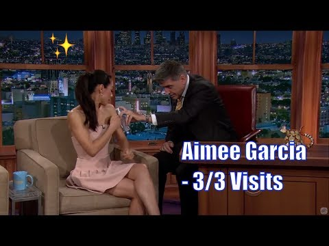 Aimee Garcia  Any Dexter ?  33 Visits In Chronological Order 1080p