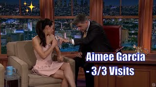 Aimee Garcia - Any Dexter Fans? - 3/3 Visits In Chronological Order [1080p]