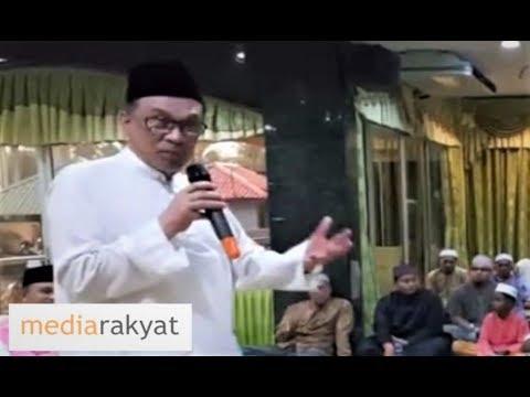 Anwar Ibrahim: Majlis Iftar  Perdana Permatang Pauh