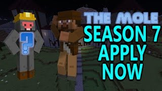 Minecraft - The Mole - Season 7 Applications Open
