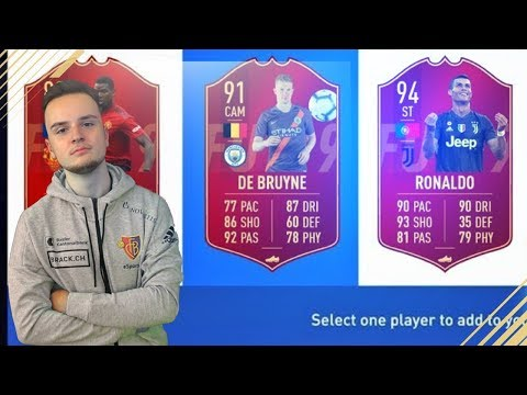 FIFA 19: SUAREZ IN ROT ABGESTOSSEN IN EINER SBC 🔥😱 thumbnail