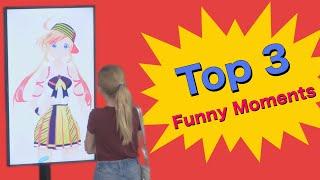Rin Asobi Funny Moments 【TOP3】