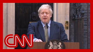 Watch Boris Johnson's first full speech as returning Prime Minister