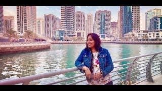 Dubai Marina Vlog    ദുബായ് മറീന കാഴ്ചകൾ    Outing After B12 & D Video 🤣    Ep:535