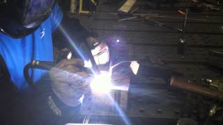 Tig Welding Job And Welder's Third Hand Overkill