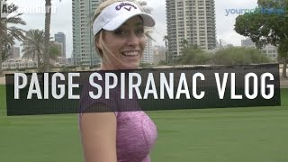 Gambar cover Paige Spiranac Omega Dubai Ladies Masters