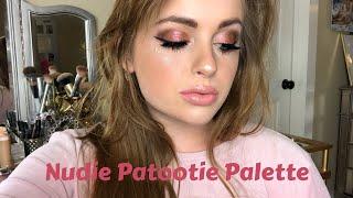 Nudie Patootie Palette by Laura Lee Tutorial