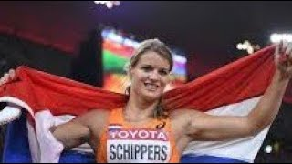 Women's 200m FINAL London 2017 WORLD CHAMPIONSHIPS DAFNE SCHIPPERS!!!!