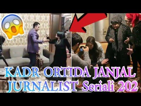 Журналист сериали 202 - кисм КАДР ОРТИ |  Jurnalist seriali 202- qism Kadr Orti