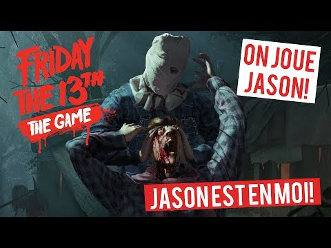 FRIDAY THE 13TH THE GAME J