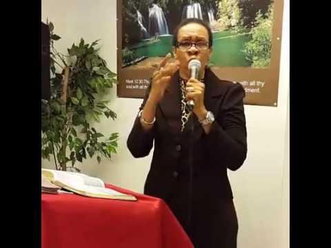 """Bishop Dr JD Fagan """"Dont Forget God"""" (Live service @ VMCOG Fort Lauderdale)"""