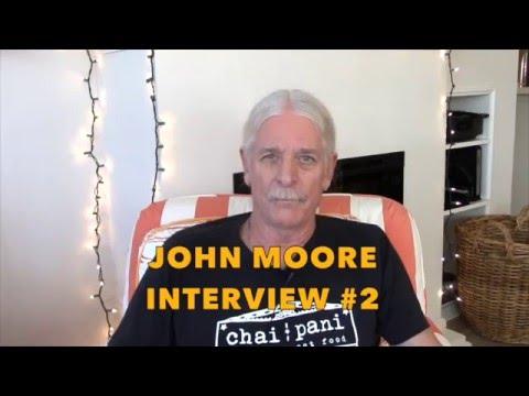 SOULJOURNS - JOHN MOORE, INTERVIEW #2, 2015, EMBODIMENTS OF LOVE
