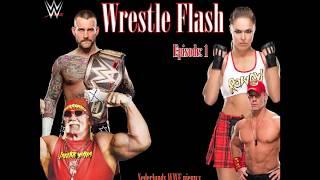 Wrestle Flash Nr.1 NL