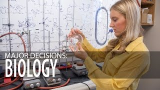 Major Decisions: Biology