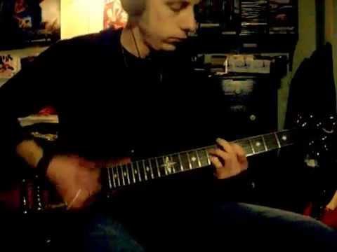 FUEL - Shimmer (Guitar Cover)