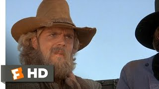 Stagecoach (9/11) Movie CLIP - Apache Attack (1986) HD