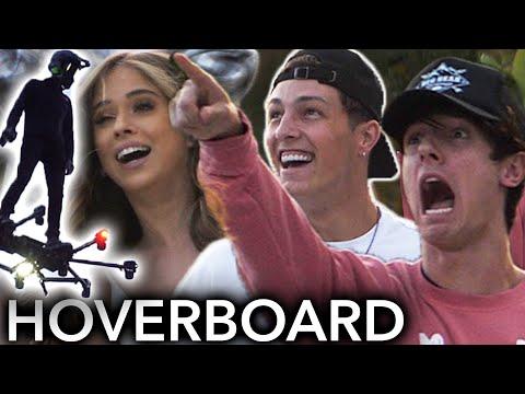 HOVERBOARD vs TAYLER HOLDER | BRYCE HALL | Sway LA & Friends