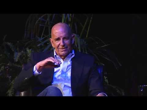 Tom Barrack & Laird Hamilton | Full Interview | 2015