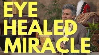 Eye Healed Miracle - Mel Bond