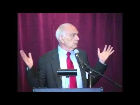 "2011 CSWA Keynote: Dr. Uri Herscher ""In Search of Civility, Lessons Bequeathed"""