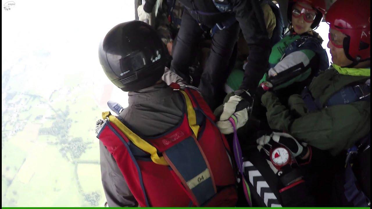 Saut parachute oa n 3 05 06 2015 youtube - Saut parachute vannes ...