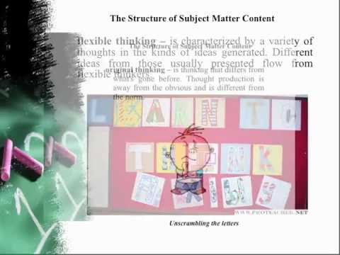selection and organization of content essay Guiding principles in the selection and organization of content 1 one guiding principle related to subject matter content is to observe the following qualities in the selection and organization of content: a validity – this means that we ought to teach according to national standards  selection and organization of content essay.