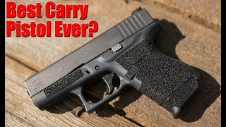 Glock 43 Two Year Review: Best Carry Pistol Ever?