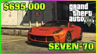 SEVEN-70 NEW CAR | Finance and Felony | GTA 5 Online DLC