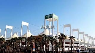Jeddah, Airport. Kingdom of Saudi Arabia