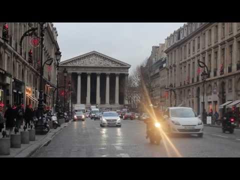 Cartolina da Parigi (Francia) - La vie en rose - HD VIDEO
