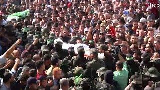 התקרית בעזה: חמאס הגיב על הרג 7 מחבלים