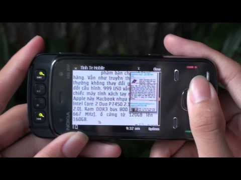 Tinhte.com - Trên Tay Nokia N86