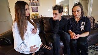 I Told My Boyfriend's Mom I'm Pregnant! (PRANK)