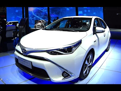 Toyota has updated the whole range of Corolla 2017, 2018 model All new Toyota Corolla