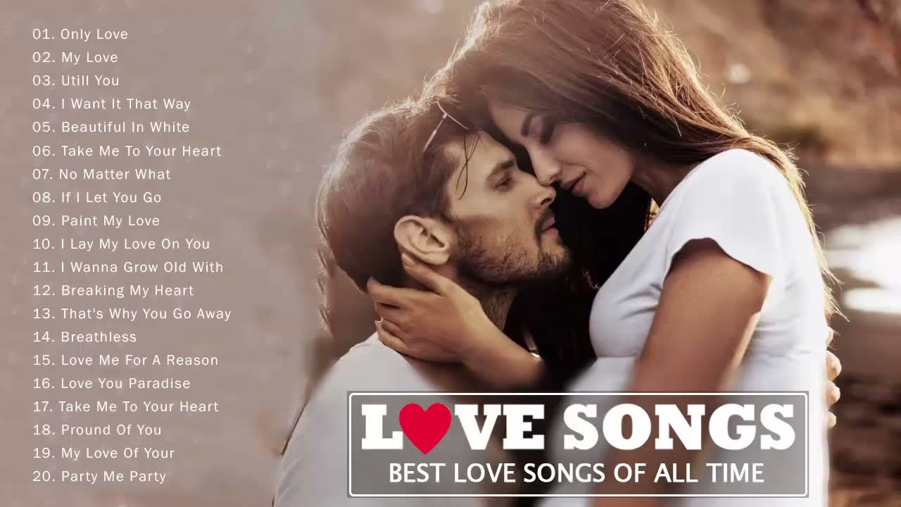 Love Songs 2019 - Top 100 Romantic Songs Ever || WESTlife & ShAYne Ward  BAckstrEEt BOYs MLTr