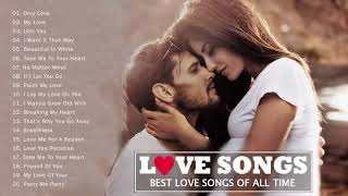 Love Songs 2019 - Top 100 Romantic Songs Ever || WESTlife \u0026 ShAYne Ward BAckstrEEt BOYs MLTr