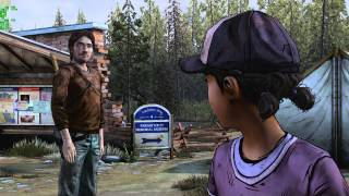 Walking Dead Season 2 - Episode 4 - Amid The Ruins - Remake (Nick Is Alive)