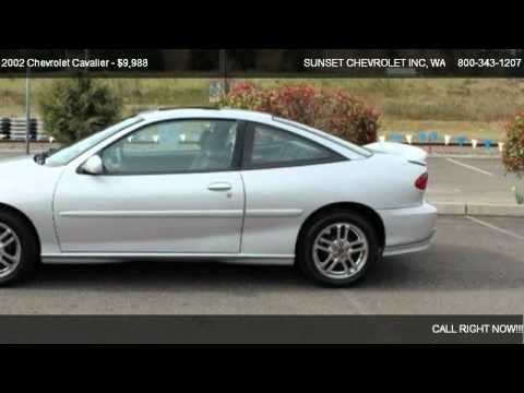 2002 chevrolet cavalier ls sport for sale in we are trucks wa 98390 youtube 2002 chevrolet cavalier ls sport for sale in we are trucks wa 98390