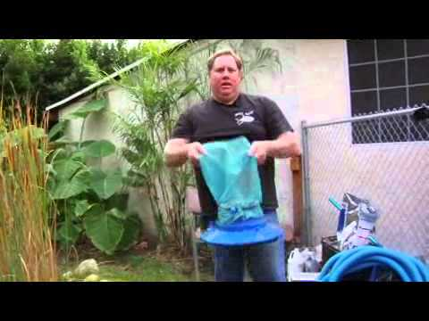 How To Clean An Outdoor Fish Pond
