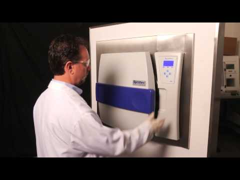 Systec Autoclaves from Microbiology International