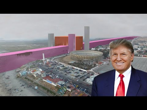 "9 Things That COULD Happen if Trump Builds ""The Wall""!"